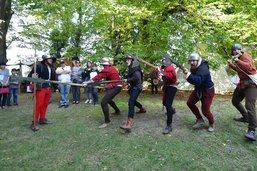 Retour au quinzième siècle à Estavayer-le-Lac