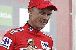 Chris Froome au panthéon cycliste