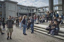 L'Université de Fribourg reprend vie
