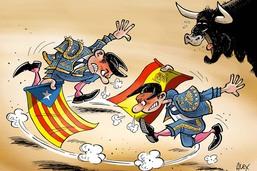 Nouvelle corrida espagnole