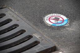 Informer pour éviter de polluer les cours d'eau