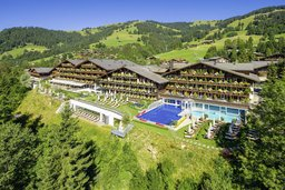 Escapade bien-être à Gstaad!