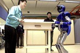 Ces robots qui nous assistent