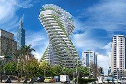 Vincent Callebaut, architecte d'un futur plus vert