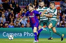 Un mercredi au Camp Nou avec Leo Messi