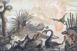 Quand l'art esquissait les dinosaures