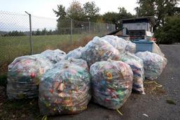 Cugy apportera ses déchets à Sévaz