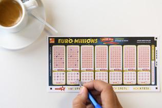 Formule gagnante de l'Euro Millions pas trouvée