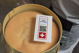 Le Vacherin Mont-d'Or AOP sera traçable de manière informatique