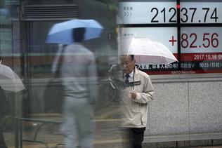 La Bourse de Tokyo finit une nouvelle fois en hausse (+0,38%)