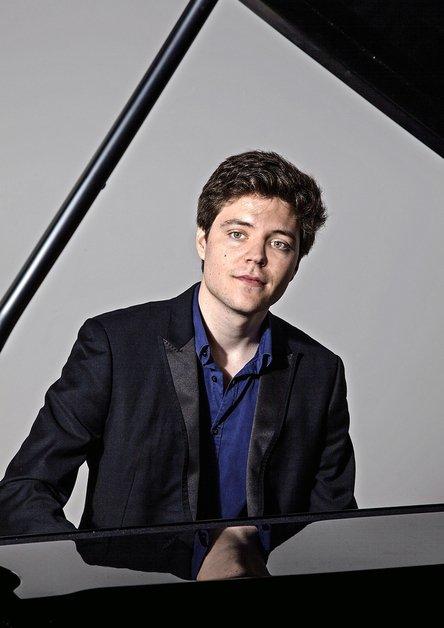 Juilliard Student Recital: Jansen Ryser