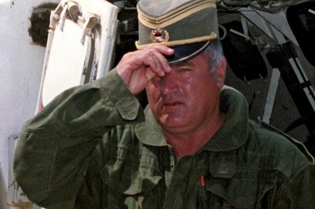 Ratko Mladic condamné à la perpétuité pour génocide