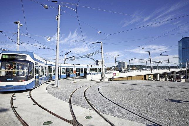 Zurich et Bâle, Mecque du tram