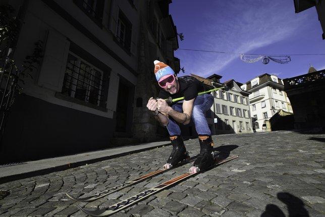 Estavayer-le-Lac se transforme en station de ski
