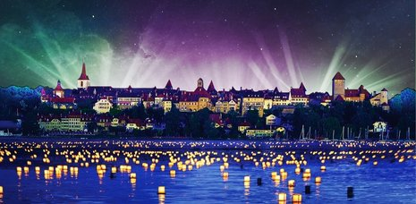 Concours Festival des Lumières