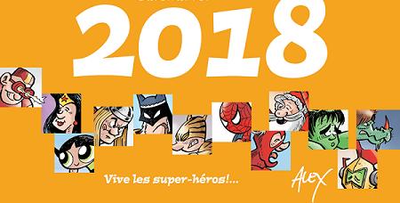 """Les """"super-héros"""" par Alex..."""