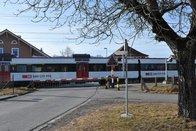 Trains bloqués entre Grolley et Payerne