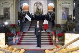 Alain Berset: «Nous pouvons envisager 2018 avec confiance»