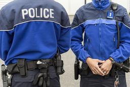 Un policier renversé par un automobiliste