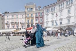 Sondage: l'initiative anti-burqa séduit trois quarts des Suisses