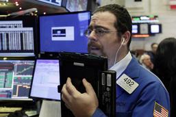Wall Street: le rallye continue en attendant les comptes