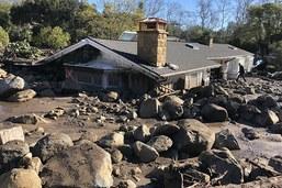 Le bilan des coulées de boue en Californie s'alourdit encore