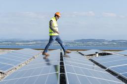 Le marché de l'énergie solaire fait du surplace en Suisse