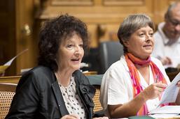 Bea Heim (SO), l'une des aînées du Parlement, ne se représentera pas en 2019