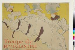 Des oeuvres de Toulouse-Lautrec à la Fondation Gianadda