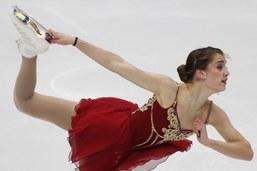 Moscou: belle performance d'Alexia Paganini
