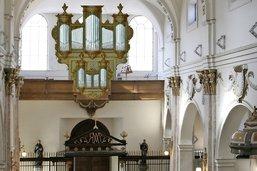 De nouvelles orgues pour la basilique