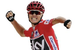 Christopher Froome: l'as des asthmes