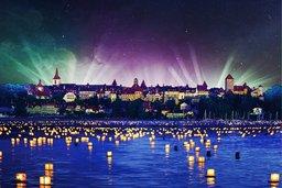 La magie du Festival des Lumières à Morat
