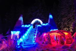 Le Palais des glaces est de retour