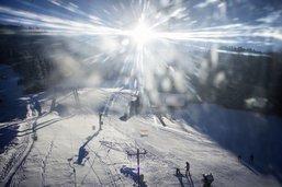 La plupart des domaines skiables ouvrent ce samedi