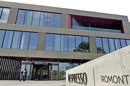 Nespresso va développer ses produits à Romont