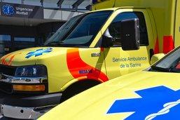 Un nouveau chef pour les ambulanciers sarinois