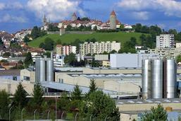 La société EFSA va s'implanter à Romont