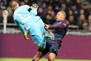 Deuxième défaite de la saison pour le PSG