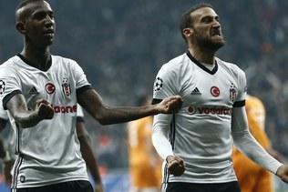 Ligue des champions: Besiktas passe