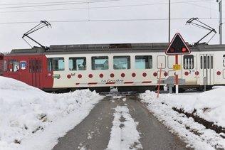 Trafic ferroviaire interrompu  entre Palézieux et Semsales