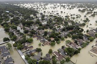 L'impact des ouragans amplifié par le dérèglement climatique