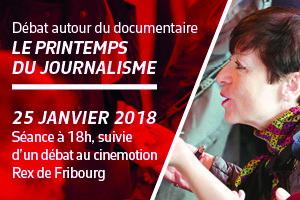 «Le Printemps du journalisme»
