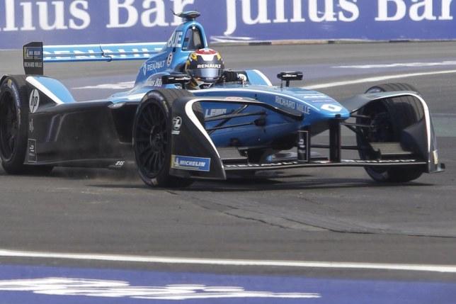 Formule E: les espoirs de titre s'éloignent pour Buemi