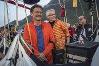 L'équipage de Fribourg Freiburg Challenge reçoit un prix prestigieux