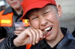 Le parlement bannit le sucre de l'école