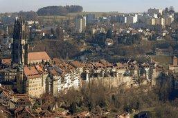Fribourg, terrain d'étude de la consommation d'énérgie