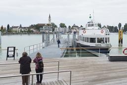 Lac de Constance: mort d'un homme tombé avec sa chaise roulante