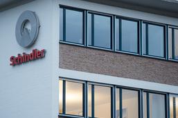 La Bourse suisse termine sous les 9500 points
