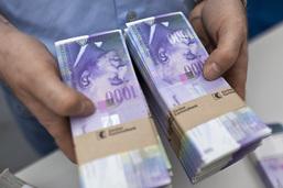 Le Conseil fédéral rejette l'initiative sur la transparence